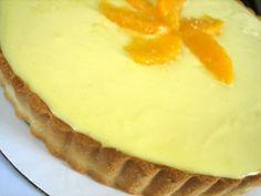 from brown eyed baker fresh orange cream tart fresh orange cream tart ...