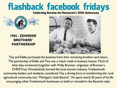 Each week during 2013, we will feature a flashback photo and share our history. Please share these weekly postings with your friends and family and join us in celebrating our 125th anniversary.  Week 29- Branding Brothers