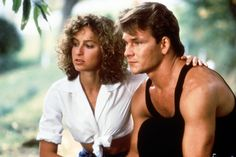 Jennifer Grey and Patrick Swayze Dirty Dancing