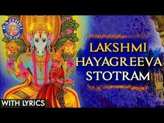 Tune in to this popular Lakshmi Mantra, fondly known as Lakshmi Hayagreeva Stotram and sing along with the help of lyrics only on Rajshri Soul. Devotional Songs, Pooja Rooms, Music Composers, Indian Gods, Tantra, Classical Music, Deities, Music Videos, Singing