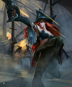 Miss Fortune|League of legends