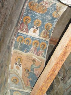 84 Tempera, Fresco, Church Icon, Byzantine Icons, Religious Icons, Medieval Art, Mural Painting, Kirchen, Christian