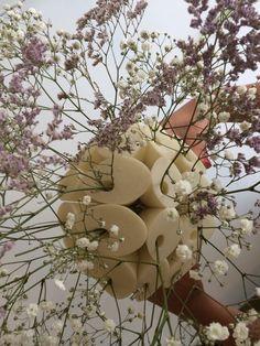 Modular vase, Kamvari Architects #architecture #design #3-d printing