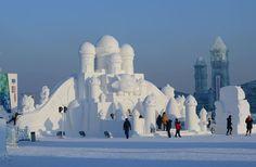 Creo que después de estas notas, mis esculturas favoritas son las de hielo. Algunas estánhechas con hielo natural y otras con hielo artificial. Si estás familiarizado con este tipo de esculturas,...