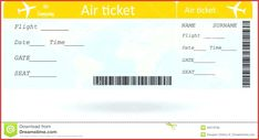 Fun Gifts for An Air Travel Fanatic Fake Airline Boarding Passes Boarding Pass Template, Air Company, Ticket Template Free, Journey Band, Maria Teresa, Air Tickets, Air Travel, Cool Gifts, Plane