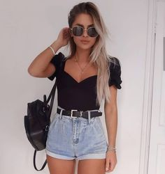 casual outfits for winter ; casual outfits for women ; casual outfits for work ; casual outfits for school ; Trend Fashion, 2020 Fashion Trends, Summer Fashion Outfits, Summer Outfits Women, Spring Outfits, Autumn Outfits, Fashion Fashion, Summer Fashions, Fashion Teens
