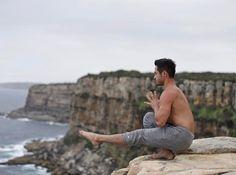 Yoga Pose | Yoga Inspiration | Yogi Goals | Yoga For Men | Flexibility