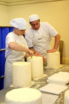 Our Cheeses and how they are made