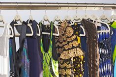 Peak inside Chi City Fahsion's Jena Gambacci's AMAZING closet...