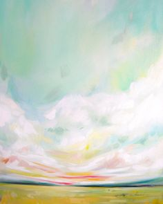 Find A Sunnier Place Fine Art Print of a Landscape Painting by Emily Jeffords Find A Sunnier Place Fine Art Print of a Landscape Painting by Emily Jeffords Julie Karey juliekarey Art The sun-soaked nbsp hellip Abstract Landscape, Landscape Paintings, Landscape Prints, Landscapes, Canvas Art Prints, Fine Art Prints, Framed Prints, Collage Artwork, Artwork Prints
