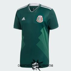 Camiseta copa mundo 2018|camisetas de fútbol baratas  Comprar camiseta  primera México Copa del Mundo 201. e74ac1ced1c02