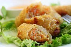 Vietnamese Spring Rolls (Cha Gio)