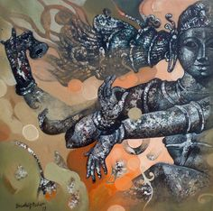 shiva paintings - Bing Images