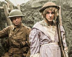 World War One Special [x] Horrible Histories (Larry Rickard & Mathew Baynton)