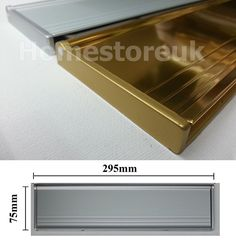 details about door letter box plate seal metal internal bristle brush cover draught excluder - Letter Box Covers
