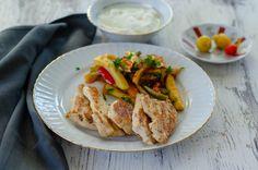 Joghurtos pácban érlelt omlós csirkemell: nem lehet abbahagyni, olyan finom - Recept | Femina Meat, Chicken, Foods, Food Food, Food Items, Cubs