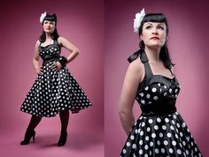 Rockabilly Pinup - very pretty dress