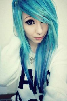 I want to tey.this color once just to say i did ... :)