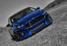 2013 Ford Fusion lowered | mondeo fusion fusion blue ford fusion ford mondeo hubby cool cars ...