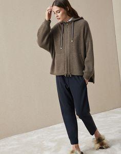 1f8b471b4502 Leder Mauve Damen Brunello Cucinelli   Core Style   Pinterest ...