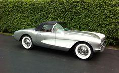 1957 Chevrolet Corvette Roadster franksiman