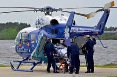 EastCare is the critical care transportation service of University Health Systems of Eastern North Carolina -- Pitt County. Started in 1985, EastCare provides helicopter air ambulance services to the 29 counties of eastern North Carolina.