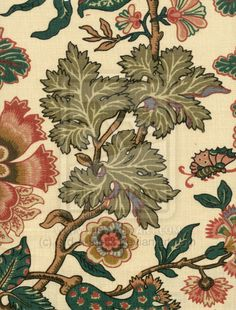 Floral Fabric 9 by gild-a-stock on deviantART