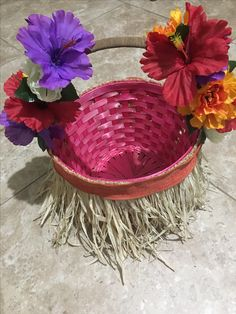 Moana Easter basket