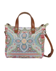 Beautiful bags from Oilily-- be the only one on the block with one of these stylish purses.
