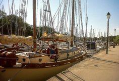 Boats, La Roche Bernard | Flickr