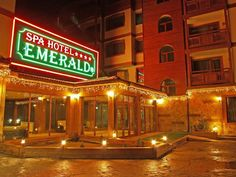 HOTEL SPA EMERALD 4* - http://www.globaldreamtours.ro/pachete-sky/hotel-spa-emerald-4/