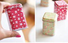 Metal Can Jar Tin Box Holder Storage Cute Lover Colorful Cartoon Coffee Tea Ub Telephone Booth, Usb Flash Drive, Phone Cases, App, Prints, Facebook, Logo, Detail, Logos