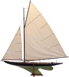 Model yacht Maquette navigante