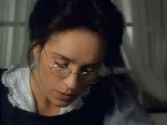 Juliet Aubrey as Dorothea planning for cottages (1994 Middlemarch )