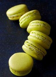 Macaron citron vert basilic : la recette facile