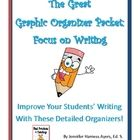 Here are a few graphic organizers that I have used in writing when doing the 6 Traits.  These graphic organizers are very prescriptive and give the...