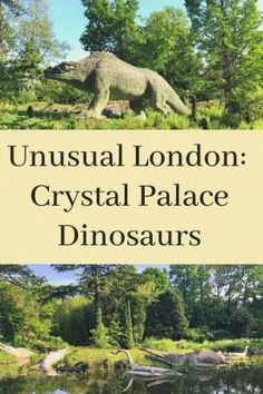 The Crystal Palace Dinosaurs are a unique, historical and largly unknown tourist attaction in London.