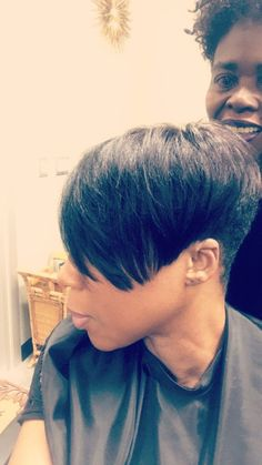 Women Hairstyles Medium The Effective Pictures We Offer You About short bla Cute Short Curly Hairstyles, Short Sassy Hair, Short Hair Cuts, Bob Hairstyles, Curly Hair Styles, Natural Hair Styles, Trendy Hairstyles, Korean Hairstyles, Hairstyles Videos