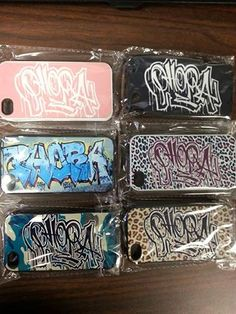 Phora Cases i want them <3