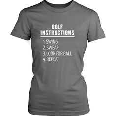 If you are a proud golf player & enthusiast then Golf Instructions Golfer…