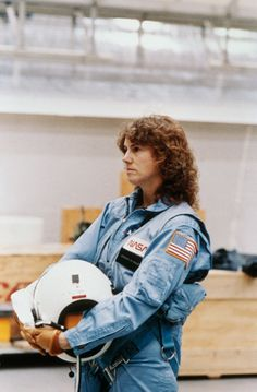 """""""I have a vision of the world as a global village, a world without boundaries. Imagine a history teacher making history!"""" —Christa McAuliffe (September 2, 1948–January 28, 1986)"""