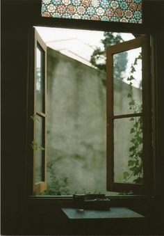 I don't like truth, ...EASTERN design office - window prayer