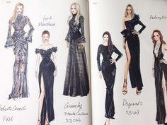 ilustração de moda não combina blog