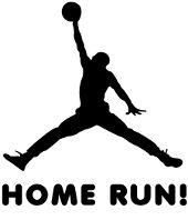 Homerun Home Run Sports Humor Baseball Basketball Jokes Funny Shirt