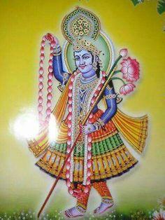 Shreenathji Yamunaji