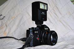 Vivitar XV2 Camera  50mm Lens 49mm 12.0  by AmericanProspecting, $14.00