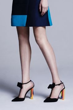 Roksanda Ilincic, Resort 2014, shoes