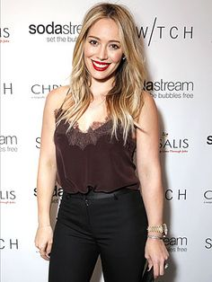 Hilary Duff: How My Post-Baby Style Has Changed - and Why I'm Ready to Up My Fashion Game | People.com