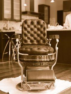 Barber Chair  ...Kissthegroom.com