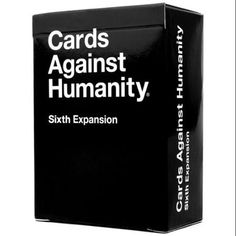 Cards Against Humanity Sixth Expansion - Walmart.com